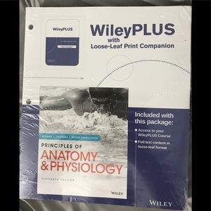 Principles of Anatomy and Physiology 15th Ed